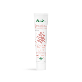 Melvita Dentifrice Bio Gencives Sensibles 75 ml