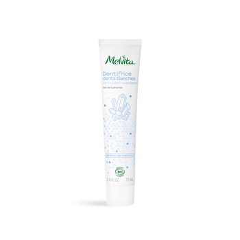 Melvita Dentifrice Bio Dents Blanches 75 ml