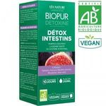 Biopur détox intestins bio et vegan 200ml