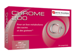 Forte pharma chrome 200 - 30 comprimés