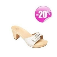 SCHOLL PESCURA LADY DOT IVOIRE