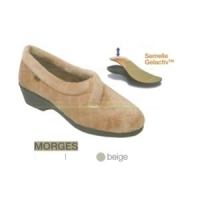 SCHOLL MORGUES BEIGE
