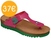 SCHOLL BOA VISTA UP Fuchsia