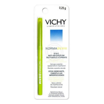 VICHY NORMADERM Stick Asséchant Camouflant