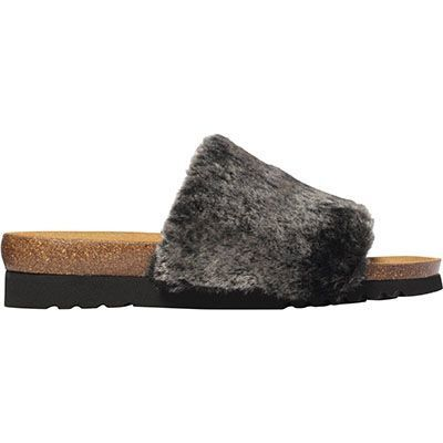 SCHOLL WILLOW Anthracite Pointure 36