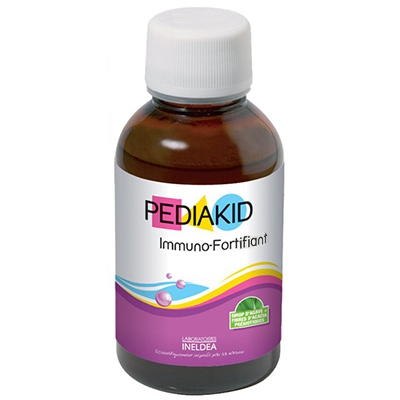 PEDIAKID Immuno-fort - 125ml