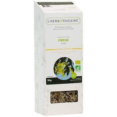 L'HERBOTHICAIRE Plante pour Tisane Frêne Bio 50g