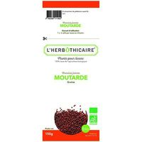 L'HERBOTHICAIRE Plante pour Tisane Moutarde Bio 150g
