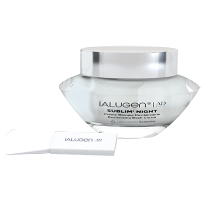 IALUGEN Advance Sublim Night Crème Masque Revitalisant 50ml