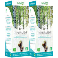 HERBALGEM Depuraseve Bio Lot de 2 x 250ml