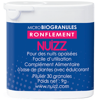 NUIZZ Ronflements 30 microbiogranules