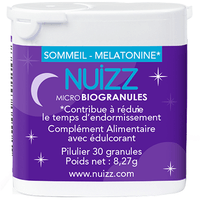 NUIZZ Sommeil 30 microbiogranules