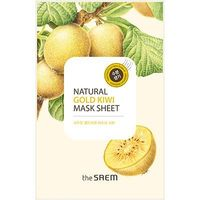 THE SAEM Masque Visage au Kiwi Gold Hydratant