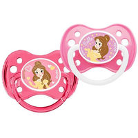 DODIE Sucette Anatomique Silicone +6mois x2 Belle