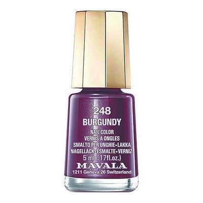 MAVALA Vernis à Ongles 248 Burgundy 5ml