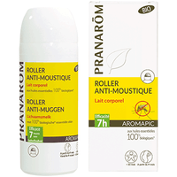 PRANAROM Aromapic Roller Anti-Moustique Lait Corporel Bio 75ml