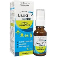 NUTREOV Nausicontrol Spray Buccal 20ml