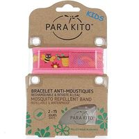 PARAKITO Kids Bracelet Anti-Moustique Abeille
