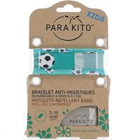 PARAKITO Kids Bracelet Anti-Moustique Football