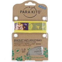 PARAKITO Kids Bracelet Anti-Moustique Singe