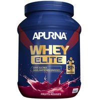 APURNA Whey Elite Saveur Fruits Rouges 750g
