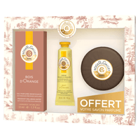 ROGER & GALLET Coffret Bois d'Orange 50ml 2018