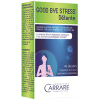 CARRARE Good Bye Stress 45 gélules