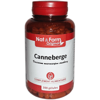 NAT & FORM Original Canneberge 200 gélules