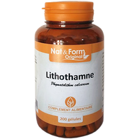 NAT & FORM Original Lithothamme 200 gélules