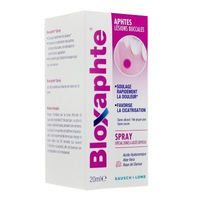 BLOXAPHTE Spray Buccal Adulte 20ml