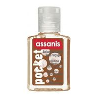 ASSANIS Pocket Gel Antibactérien Sans Rinçage Cola 20ml