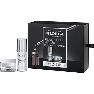 FILORGA Coffret Révolution Anti-Age NCTF-Intensive Serum 30ml + NCTF-Reverse 15ml