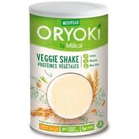 MILICAL Oryoki Eco Recharges Veggie 8 portions
