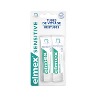 ELMEX Sensitive Dentifrice Voyage 2 x 12ml