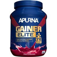 APURNA Gainer Élite Fruits Rouges 1,1kg