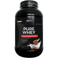 EA FIT Pure Whey Protein Double Chocolat 2.2Kg