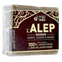 MKL Green Nature Savon d'Alep 200g