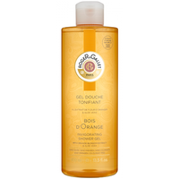 ROGER & GALLET Gel Douche Tonifiant Bois d'Orange 400ml