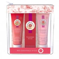 ROGER & GALLET Trousse Voyage Dynamisant Gingembre Rouge