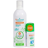 PURESSENTIEL Assainissant Spray 500ml + Spray Resp'OK 60ml OFFERT