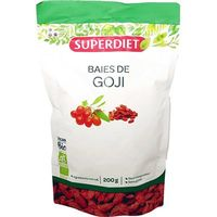 SUPER DIET Baies de Goji Bio Vegan 200g