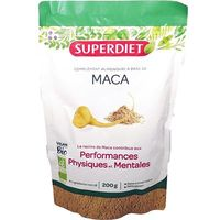 SUPER DIET Maca Bio Vegan 200g