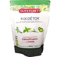 SUPER DIET Mix Détox Bio Vegan 200g