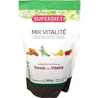 SUPER DIET Mix Vitalité Bio Vegan 200g