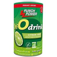 PUNCH POWER Bio Drink Citron Vert Antioxydant 500g