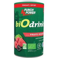 PUNCH POWER Bio Drink Fruits Rouge Antioxydant 500g