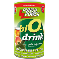 PUNCH POWER Bio Drink Thé Pêche 500g