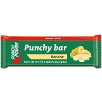 PUNCH POWER Barre Energétique Banane 30g