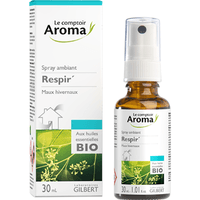 LE COMPTOIR AROMA Respir' Spray Ambiant Maux Hivernaux 30ml