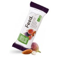 FEED Barre Repas Complet Thierry Marx Bio Figues Amandes 371kcal 100g
